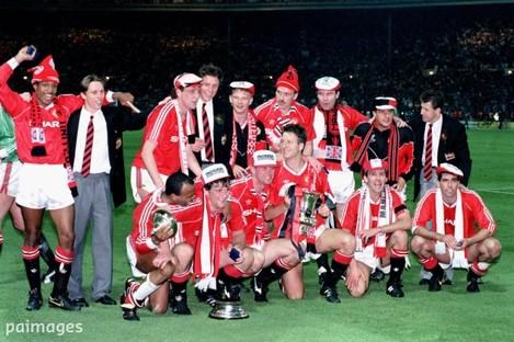 1990 FA Cup Final File photo