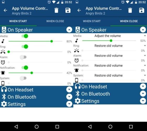 app volume adjuster