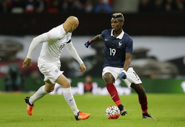 Britain England France Soccer Paris Attacks