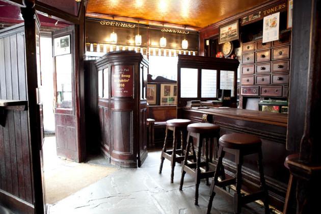 Toner's Pub Dublin