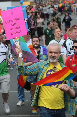 Dublin LGBTQ Parade