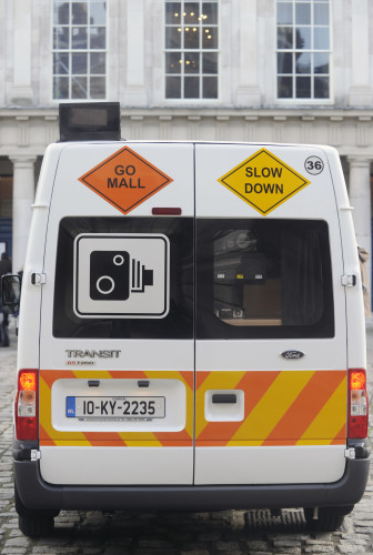 15/11/2010. Launch of Road Safety Cameras