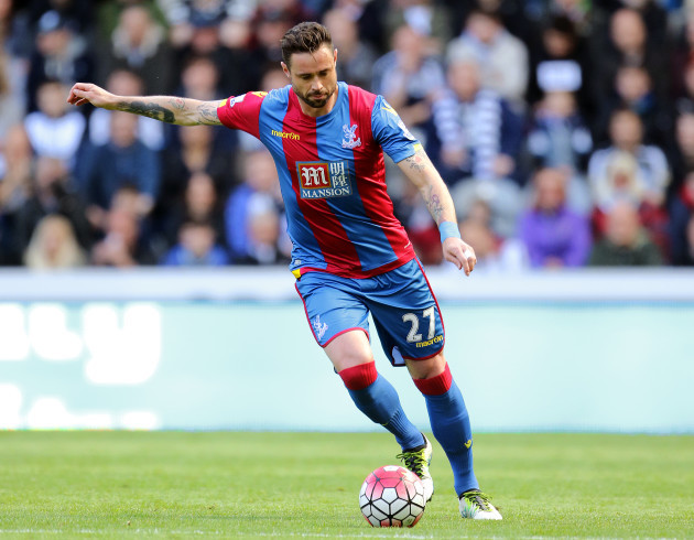 Newcastle United v Crystal Palace - Barclays Premier League - St James' Park