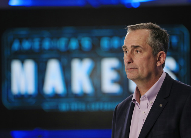 TEC--Intel CEO-TV Star