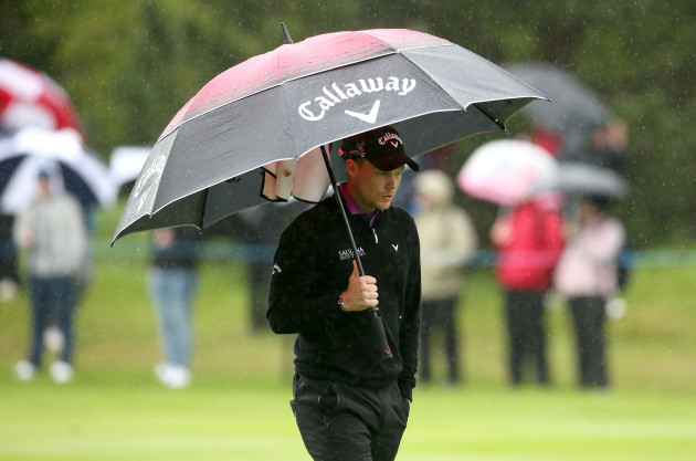 The Irish Open - Day Three - The K Club