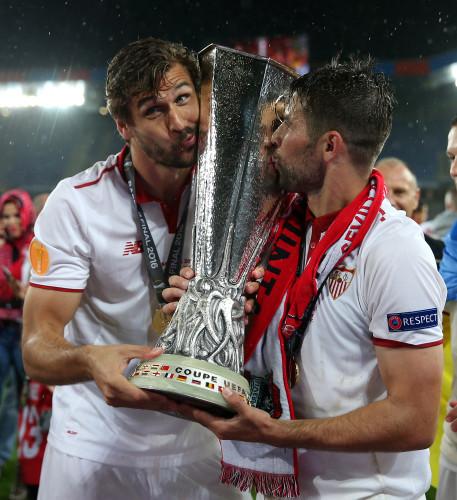 Liverpool v Sevilla - UEFA Europa League Final - St. Jakob-Park