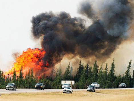 Canada Wildfires