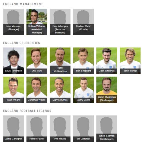 SoccerAid2016
