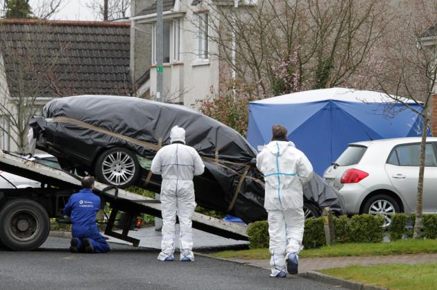 24/3/2016 Noel Duggan Gangland Murders