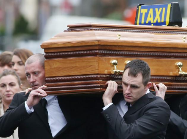Eddie Hutch Funeral 90409200