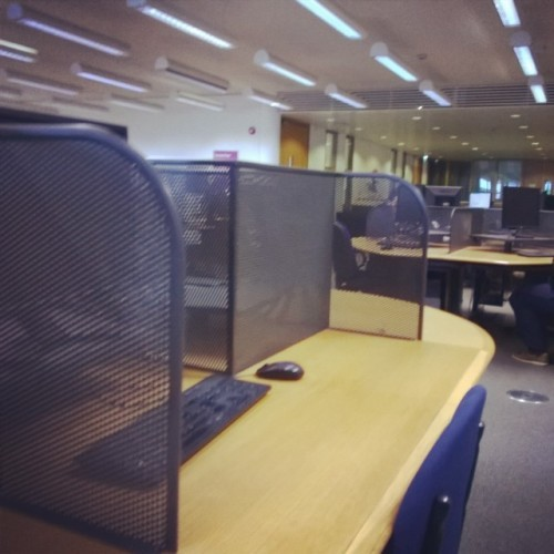 Back on this place again #DCUlibrary #ExamsSoSoon #Study
