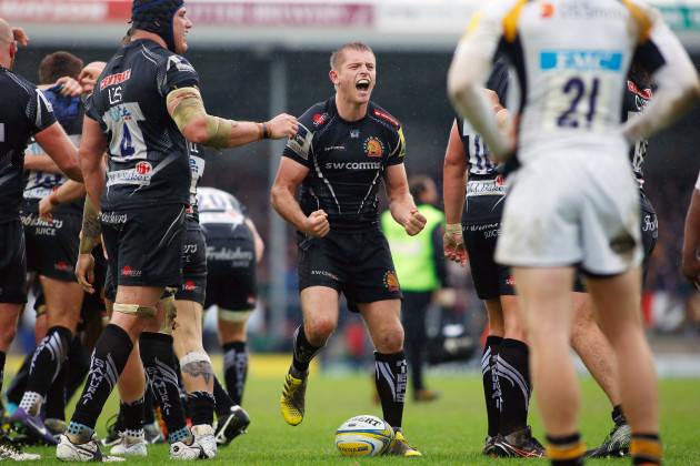 Exeter Chiefs v Wasps - Aviva Premiership - Semi Final - Sandy Park