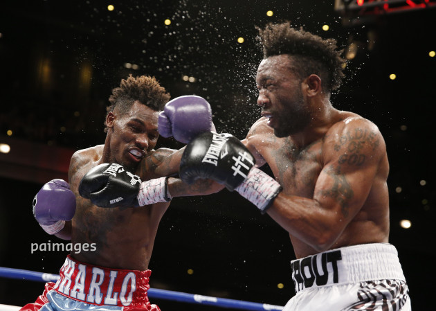 Charlo Trout Boxing
