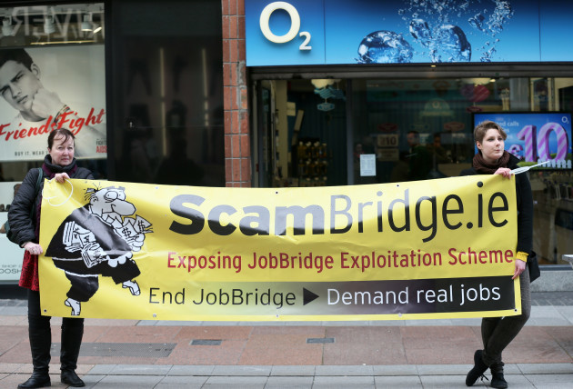 File photo: Schools hire Jobsbridge interns instead of using state funding to provide permanent positions.