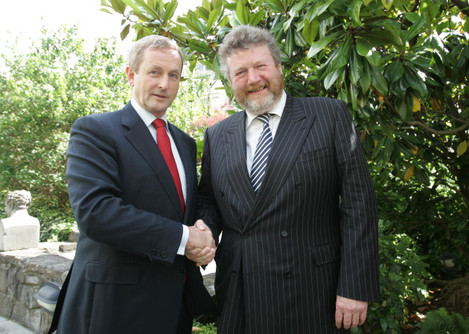 1/7/2010 Fine Gael's New Front Bench