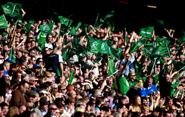 Connacht fans