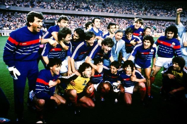 Soccer - European Championship - Final - France v Spain