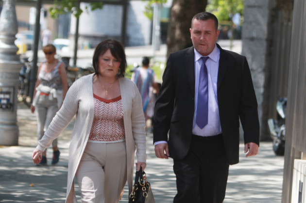 30/05/2016. Dave Mahon case.Pictured today was Dea