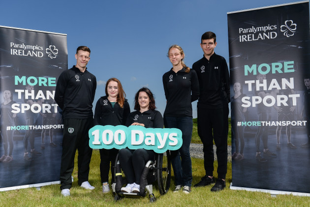 100 Days to Rio with Paralympics Ireland