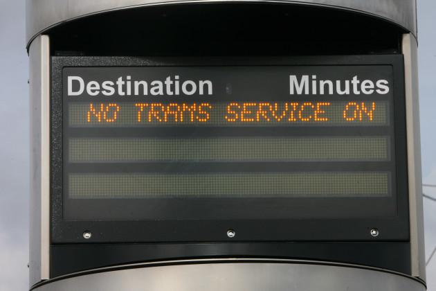 11/2/2016 Luas Transport Strikes