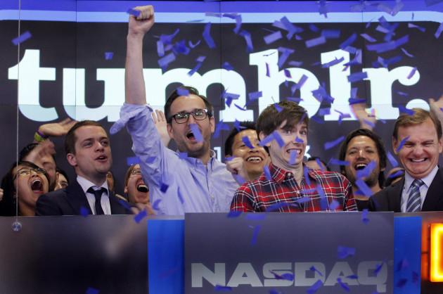 Wall Street Tumblr
