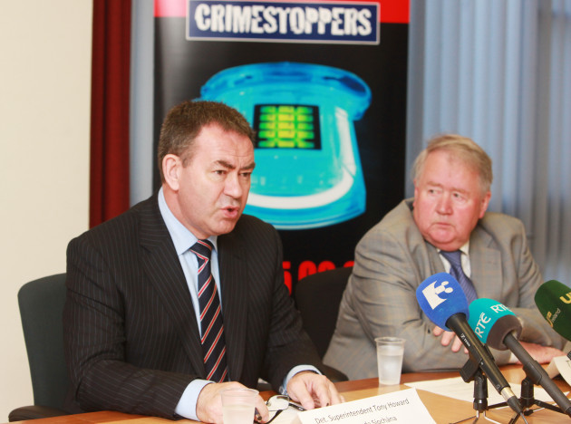 31/5/2016. Crimestoppers Annual Reports