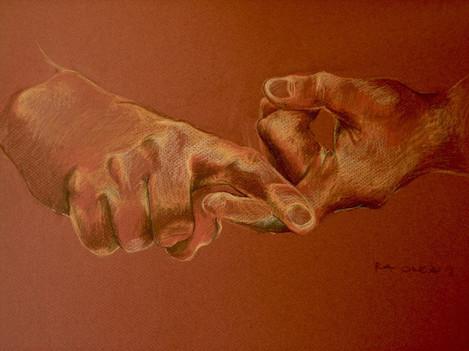 sign language : friend