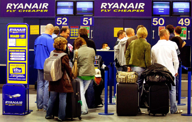 New Ryanair routes at East Midlands Airport