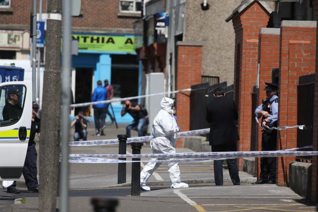 24/5/2016 Gangland Murders Crime Scenes