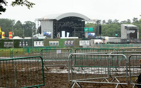 Seven injured in concert stabbings