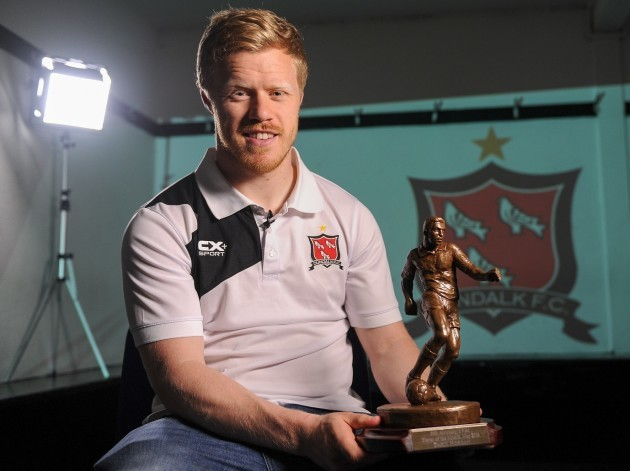 SSE Airtricity/SWAI Player of the Month Award for May 2016