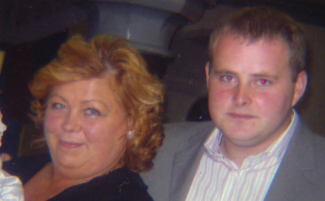 Jean O'Connor and her son Eoin who was murdered - RTE Prime Time