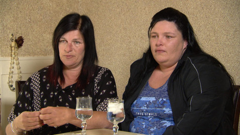 Sisters Geraldine Noonan and Michelle Murphy on RTE Prime Time  - Murder of Mark Noonan and Glen Murphy
