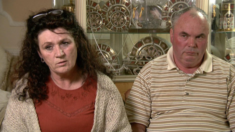 Nell Maughan and Joe Maughan on RTE Prime Time