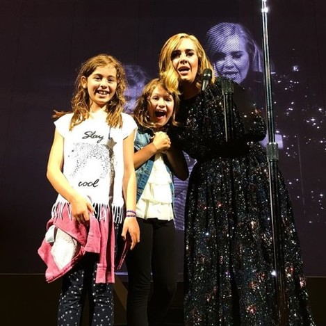 That time Adele got Daiz and Roo up on stage in Amsterdam and then realised who they were.