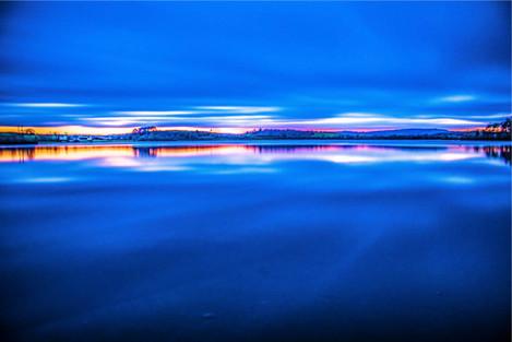 The Blue Hour Ballyalla lake Ennis 15-03-16 (2)