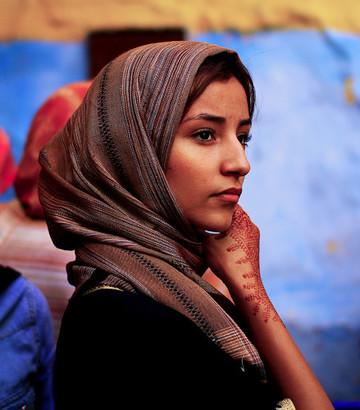 moroccan girl_