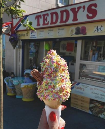 Best 99 in Dublin? @teddysicecream