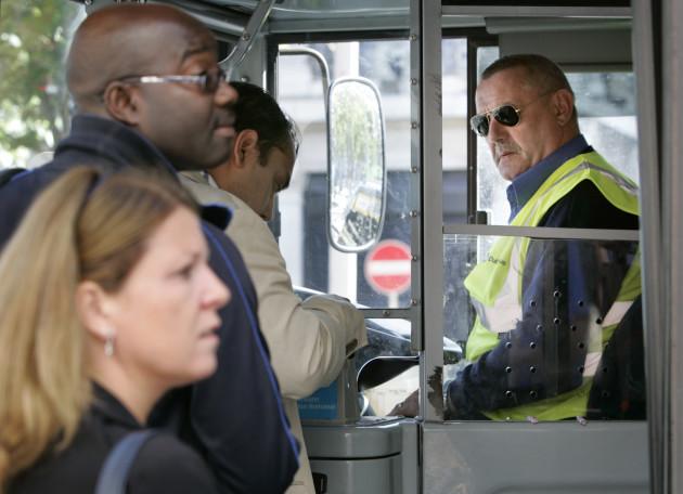 7/8/2013 Dublin Bus Strikes Over