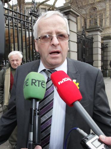 22/3/2012 Final Mahon Tribunal Reports at Dail