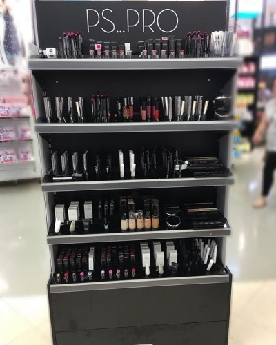 @primark @primark_around_the_world well impressed #primark have a #pspro #cosmetics stand #bblogger #beautyblogger #makeup #makeupjunkie #bloggerlife #makeuplover #makeupaddict #ilovemakeup #beautylover #wakeupandmakeup #makeupobsession #makeupobsessed #instamakeup #glam #makeuptalk #beautyreviews #makeupreviews #dupe #beautyhaul #smellsamazing #beautyreviews #beauty #skincare