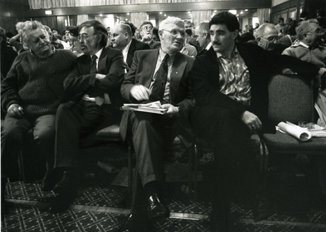 15/2/1992. Workers Party Special Ard Fheis