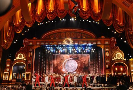Theater-Tony Awards