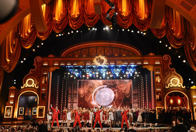Theater-Tony Awards