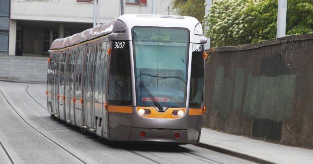 25/5/2016 Luas Trams