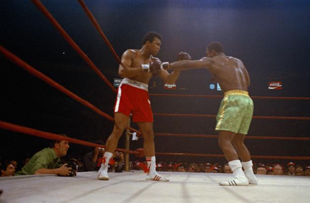 Ali Frazier Fight Of The Century