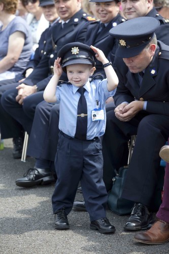 8/6/2016. Templemore Passing Out Parade. CeeJay Mc