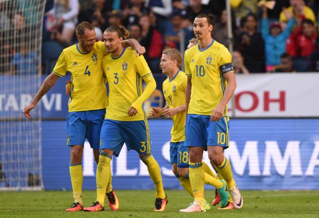 Sweden v Wales - International Friendly - Friends Arena