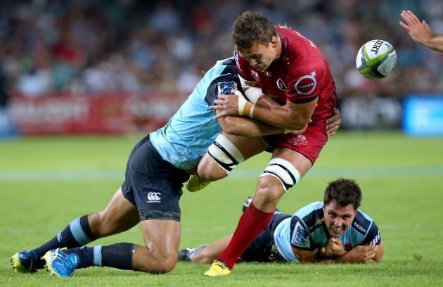 Australia Super Rugby