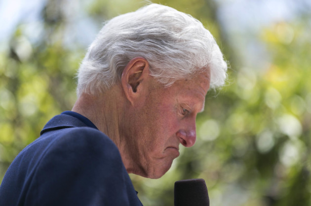 DEM 2016 Bill Clinton